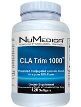 NuMedica CLA Trim 1000 Review